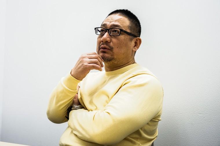 プロレスにスカウトしたい女性芸能人を考えるDDT・高木 三四郎さん